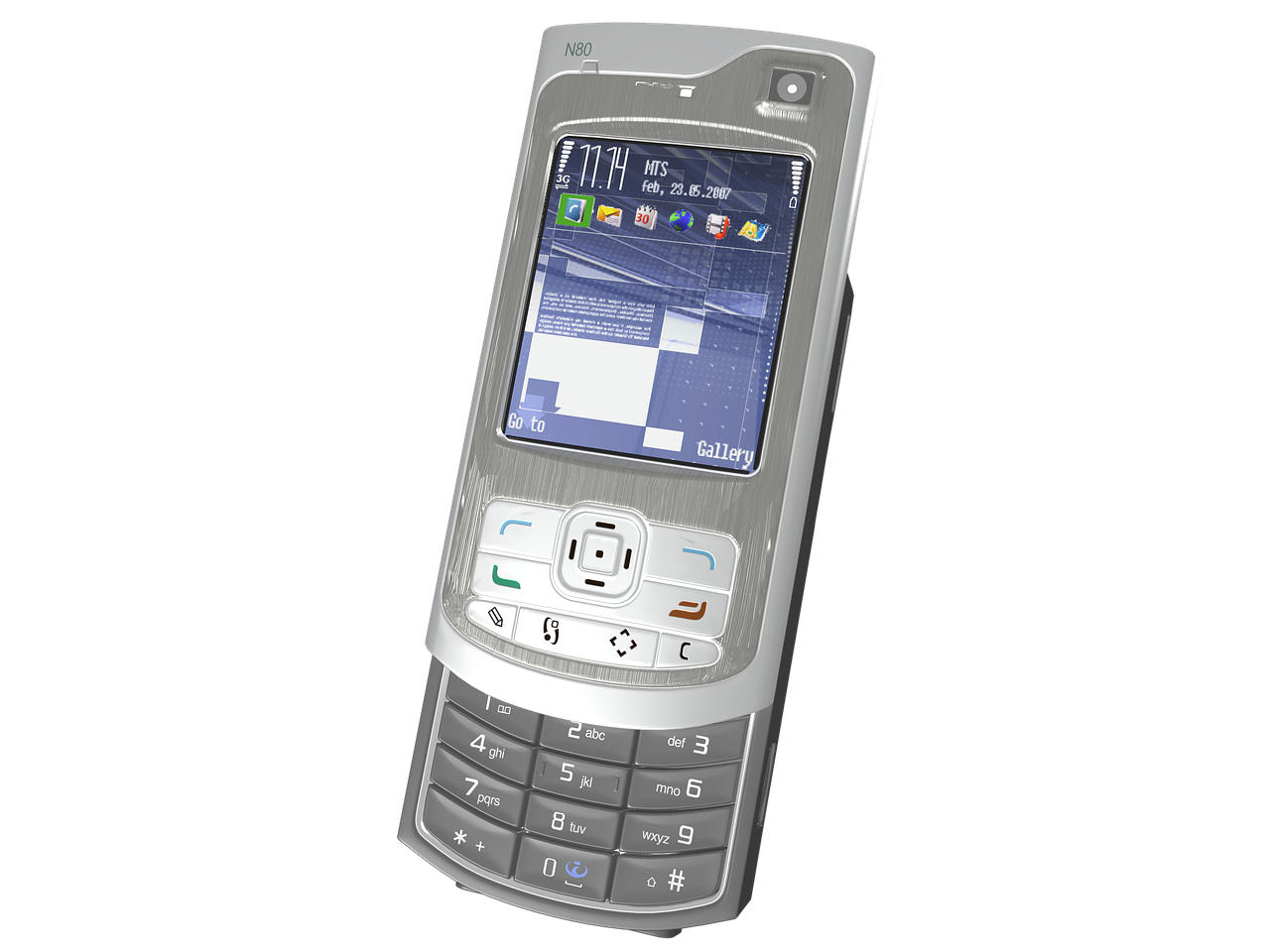 Phone Mobile Screen Cellphone  - Victoria_Borodinova / Pixabay